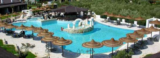 Hotel Athena Pallas Village, Sithonia, Greece, 1