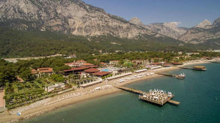 Hotel Crystal Flora Beach Resort Kemer Turcia (1 / 23)