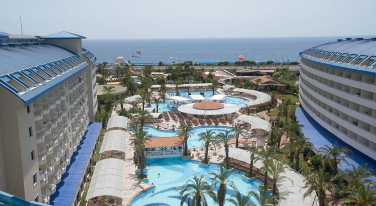 Hotel Crystal Admiral Resort Side Turcia (1 / 22)