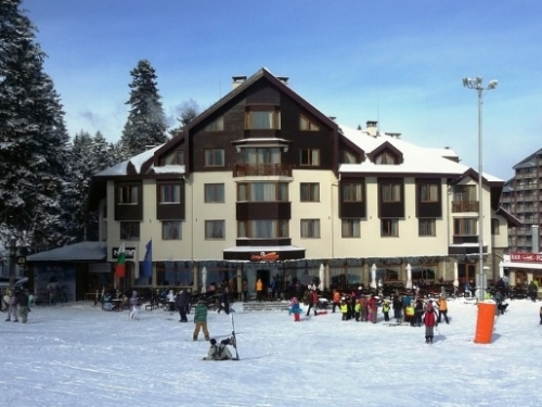 Hotel Ice Angels Borovets (1 / 46)