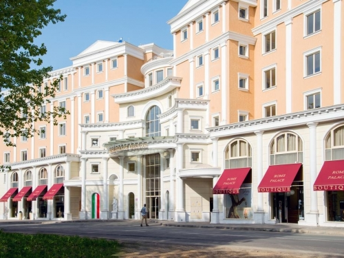 Hotel Rome Palace Deluxe Bulgaria (2 / 23)