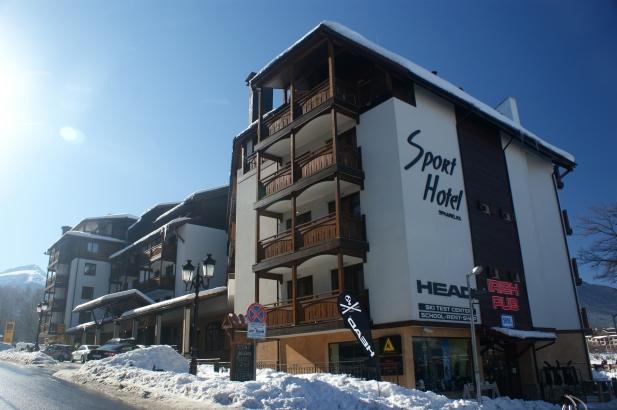 Hotel MPM Sport Bansko Ski Bulgaria (1 / 53)