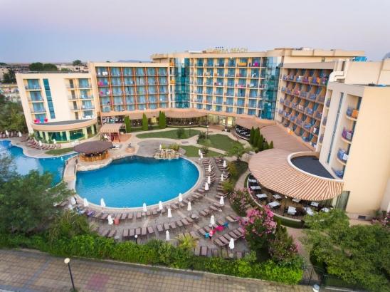 Hotel Tiara Beach Sunny Beach Bulgaria (1 / 29)