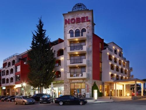 Hotel Nobel Sunny Beach (1 / 27)