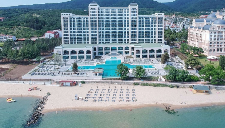 Hotel RIU Palace Sunny Beach (1 / 40)