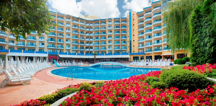 Hotel Grifid Arabella Nisipurile de Aur Bulgaria (1 / 39)