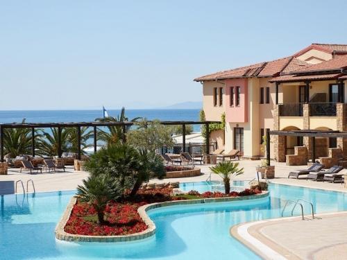 Hotel Anthemus Sea Beach Suites Sithonia Grecia (2 / 30)
