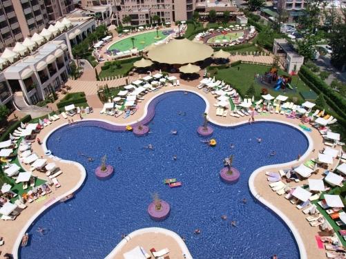 Hotel Barcelo Royal Beach Sunny Beach Bulgaria (2 / 45)