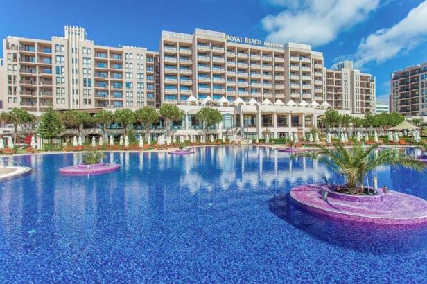 Hotel Barcelo Royal Beach Sunny Beach Bulgaria (1 / 45)