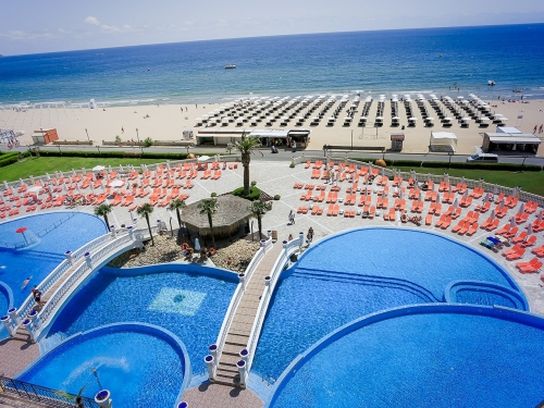 Hotel Imperial Palace (fost Victoria Palace) Sunny Beach Bulgaria (2 / 41)