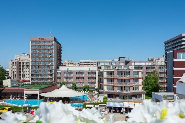 Hotel MPM Astoria Sunny Beach Bulgaria (1 / 30)