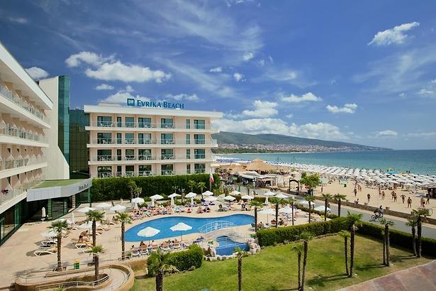 Dit Hotel Evrika Beach Club Sunny Beach Bulgaria (1 / 64)