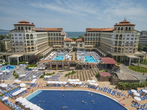Hotel Melia Sunny Beach Bulgaria (1 / 48)