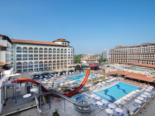 Hotel Melia Sunny Beach Sunny Beach Bulgaria (2 / 48)
