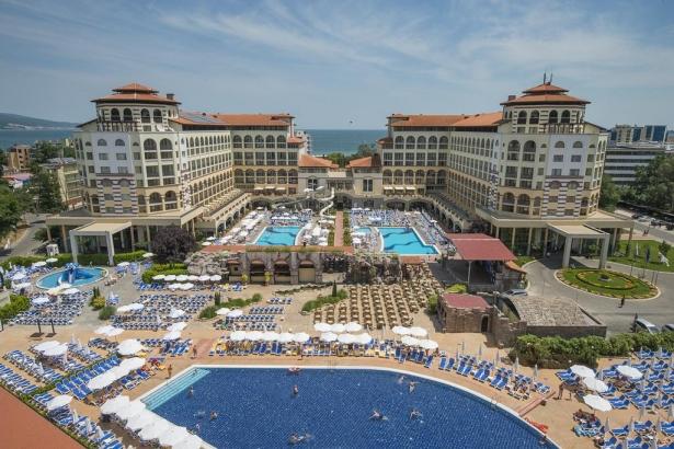 Hotel Melia Sunny Beach (fost Iberostar) Bulgaria (1 / 37)