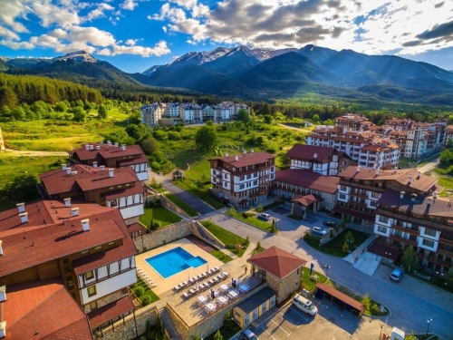 Green Life Ski & Spa Resort Bansko Bansko Ski Bulgaria (1 / 70)