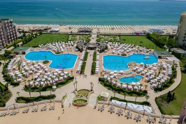 DIT Majestic Beach Resort Sunny Beach Bulgaria (1 / 43)