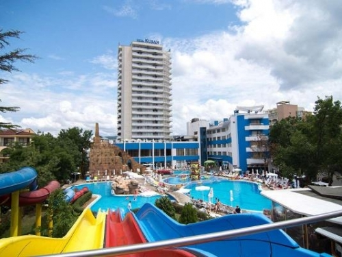 Kuban Resort and Aqua park Sunny Beach (1 / 27)