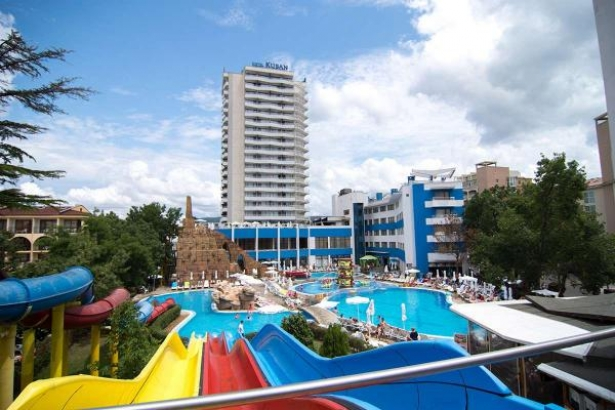 Kuban Resort and Aqua park Sunny Beach (1 / 27)