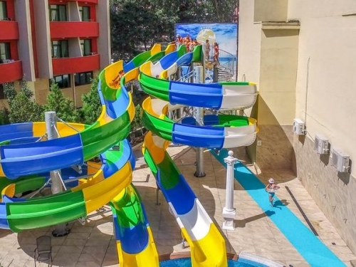 Hotel Planeta Aquapark Sunny Beach Bulgaria (3 / 37)