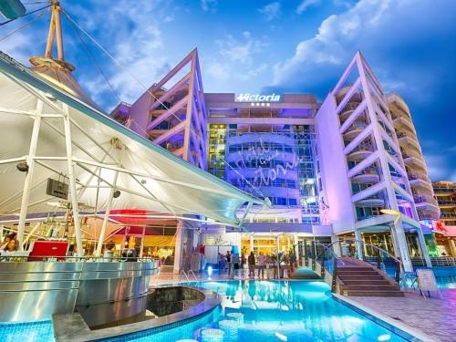Hotel Effect Grand Victoria Sunny Beach Bulgaria (3 / 29)