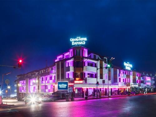 Grand Hotel Bansko Ski Bulgaria (1 / 74)