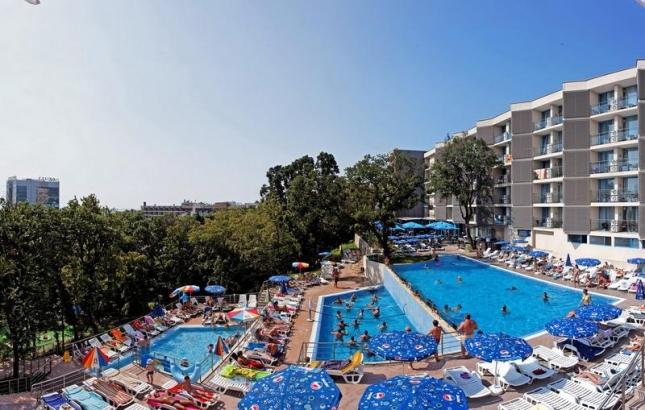 Hotel Slavey Nisipurile de Aur Bulgaria (1 / 26)