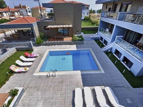 Mary's Residence Suites Grecia (3 / 15)