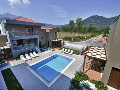 Mary's Residence Suites Thassos Grecia (4 / 15)