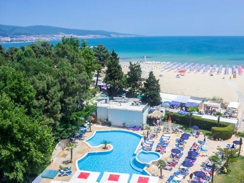 Grand Hotel Sunny Beach Bulgaria (2 / 37)