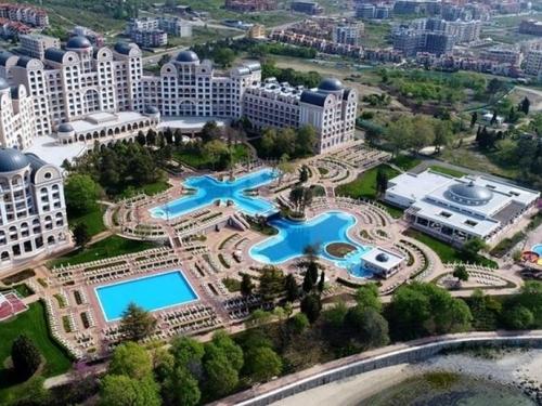 Hotel RIU Helios Paradise Sunny Beach Bulgaria (1 / 36)
